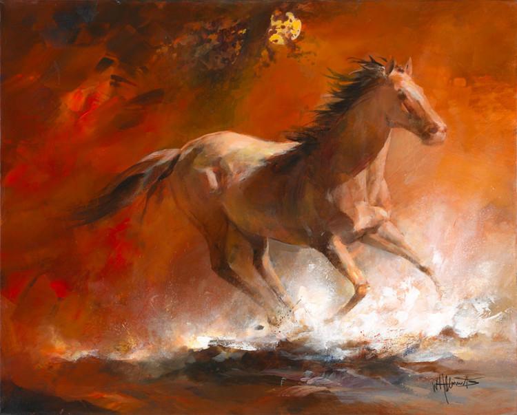 异国画苑()转荷兰画家威廉 汉雷斯(Willem Haenraets)作品 - 笑然 - xiaoran321456 的博客